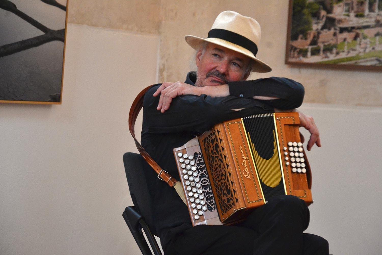 Ulrich Kodjo Wendt Lesung mit Musik